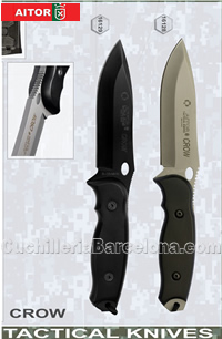 CUCHILLO TACTICO CROW Aitor