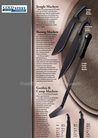MACHETES DE SUPERVIVENCIA ColdSteel
