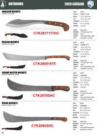 MACHETES OUTDOOR Condor