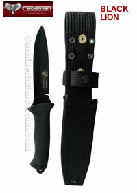CUCHILLO TACTICO BLACK LION Cudeman