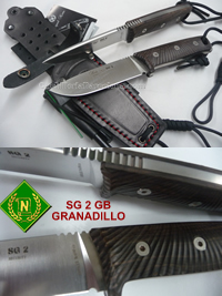 CUCHILLO MACHETE SG2 SECURITY Nieto