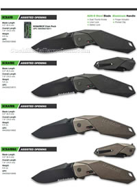 NAVAJAS TACTICAS ASSISTED OPENING Schrade